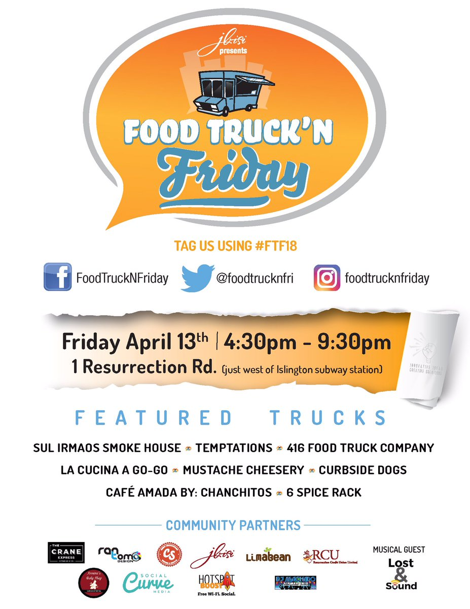 Food Truck'N Friday on Twitter: