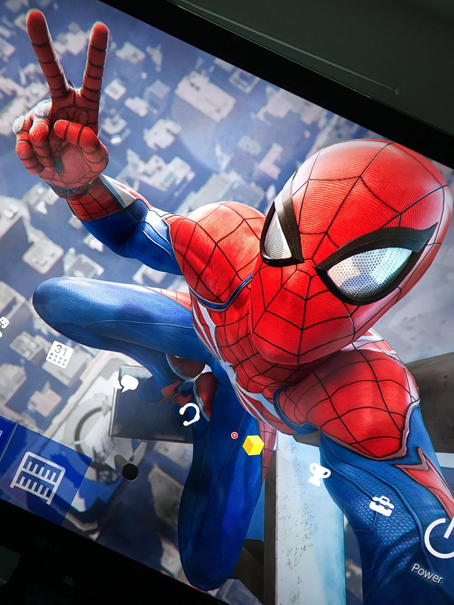 Insomniac Games On Twitter Spectacular Selfies Spidermanps4 Out Sept 7th