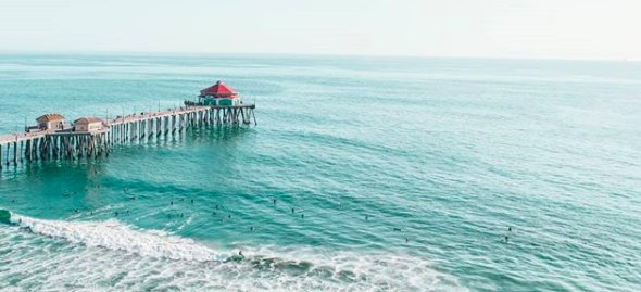 Visit Huntington Beach Ca On Twitter Fridaythe13th You May Be Unlucky With Your Weather But Surfcityusa Isn T Today S High Is 77º