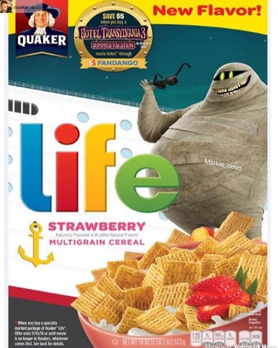 Cerealously on twitter nothing says new strawberry life cereal life cereal quite like a bulbously embalmed egyptian ghoul full credit to markiedevo on instagram for the find httpstk1uwdcpxvv ccuart Image collections