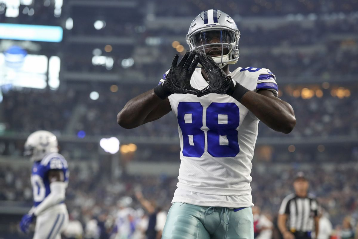 Nfl Stats On Twitter Dez Bryant S Career Stats 113 Games