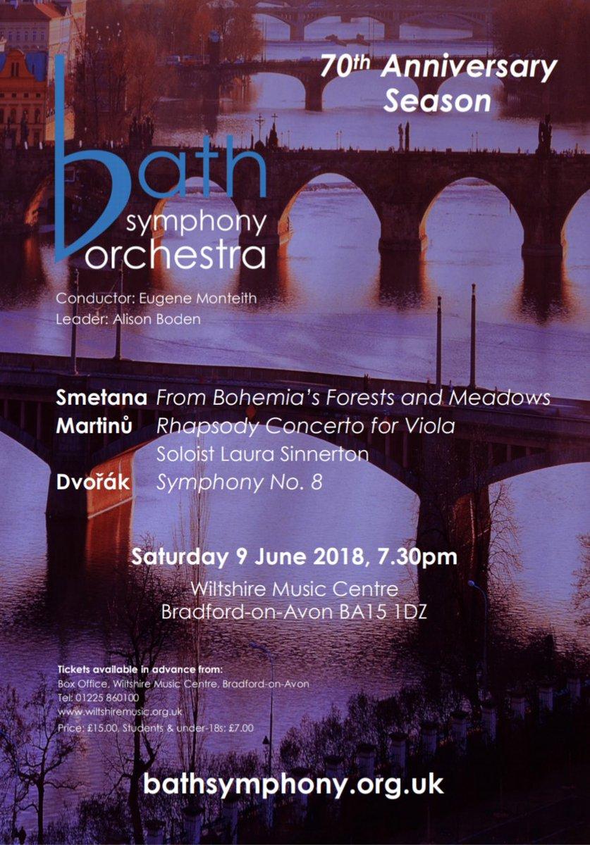 Bath Symphony Orchestra Concert