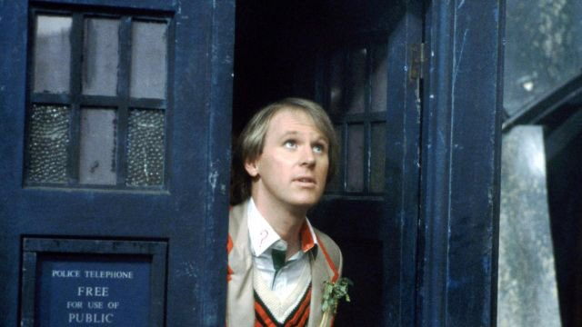 A huge Happy Birthday to the fantastic Fifth Doctor, Peter Davison!