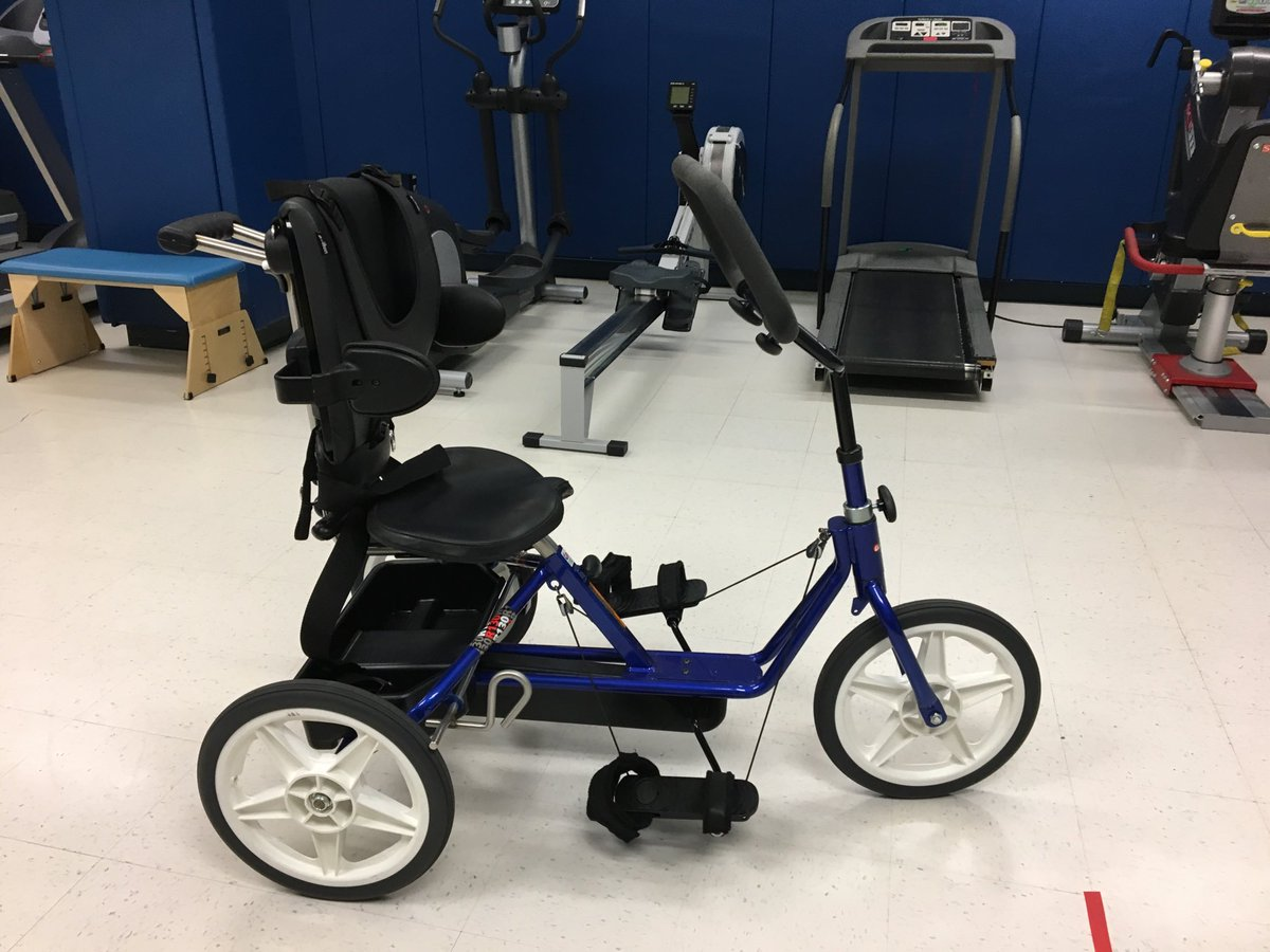 Random act of kindness, New Rifton adaptive tricycle donated to Stratford, students are so excited.  <a target='_blank' href='http://search.twitter.com/search?q=Stratfordrocks'><a target='_blank' href='https://twitter.com/hashtag/Stratfordrocks?src=hash'>#Stratfordrocks</a></a> <a target='_blank' href='https://t.co/7JEJDYlmf0'>https://t.co/7JEJDYlmf0</a>