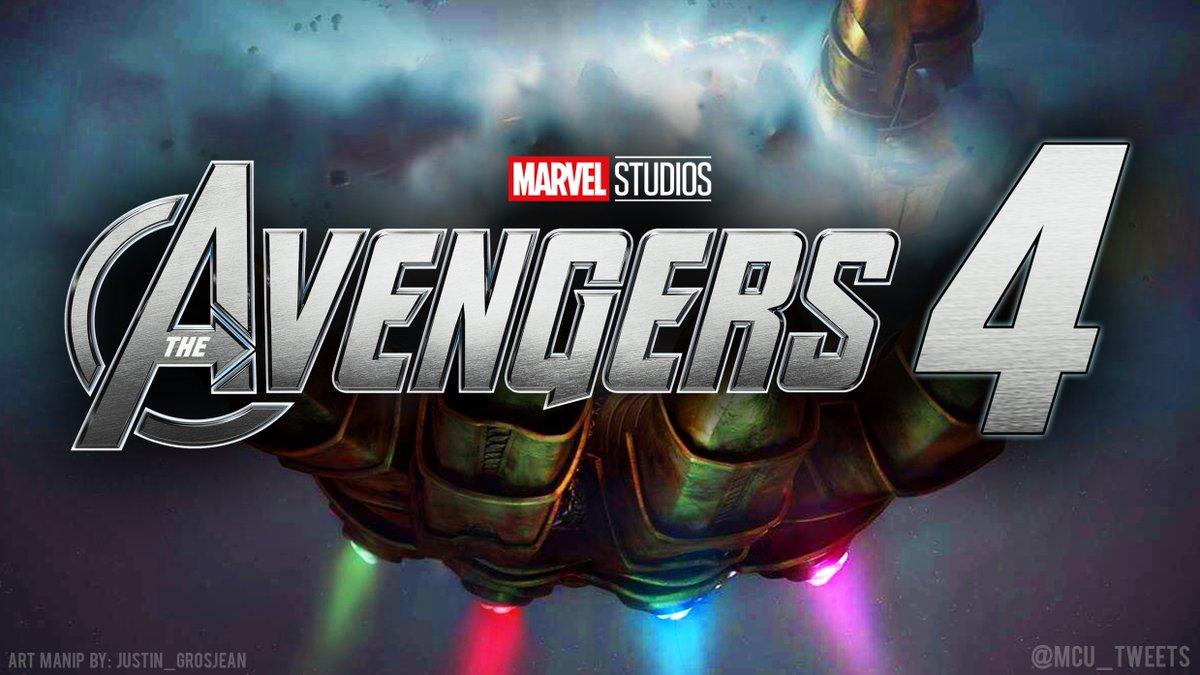 Avengers 4 logo ile ilgili görsel sonucu