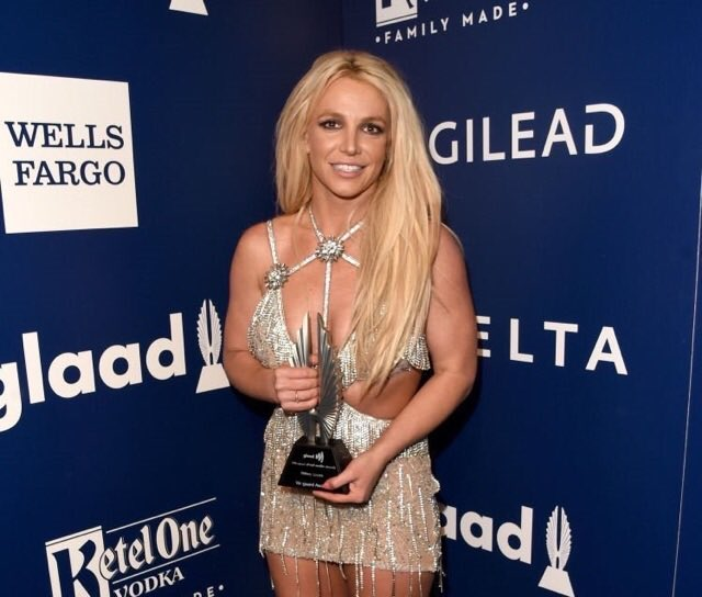 Britney Spears top tweets