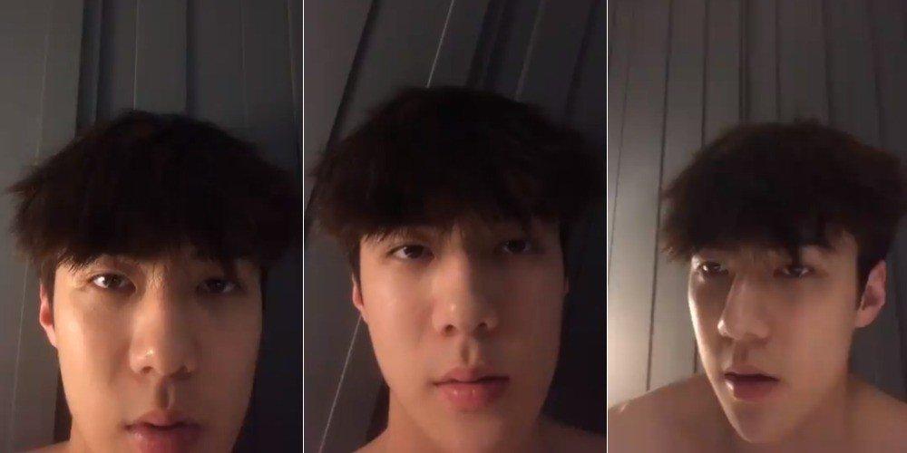 Fans laugh at #EXO Sehun's terrible selfie skills https://t.co/lqJWCkdagz