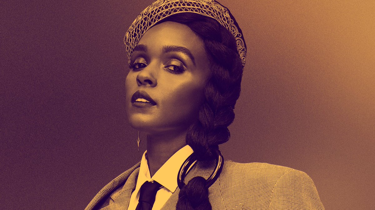 See the future through @JanelleMonae's e...