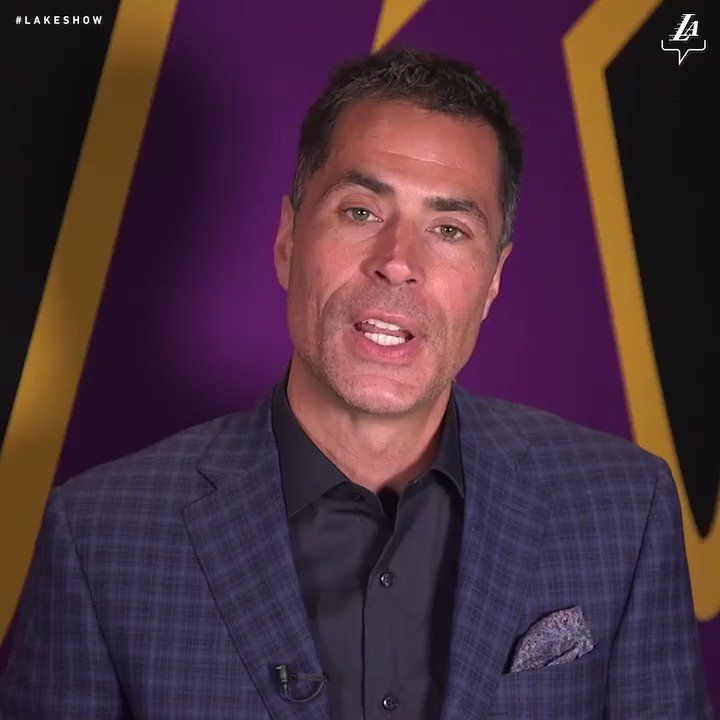 'We appreciate that you bled purple & gold all year long for us.'