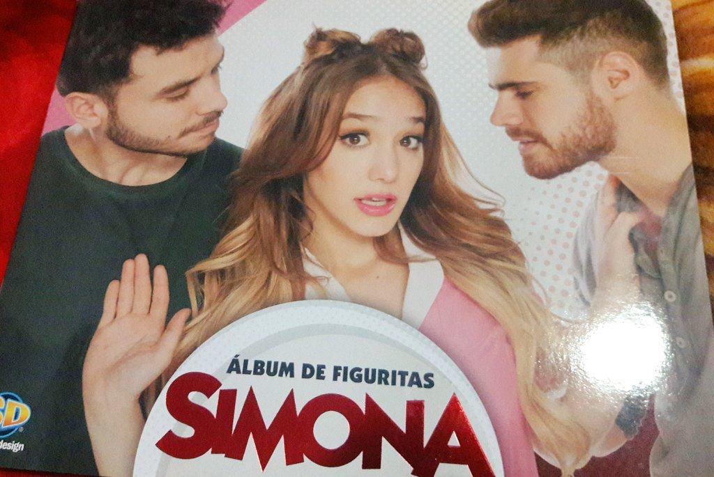 SALIO EL ALBUM DE SIMONA Y MIREN QUIEN A...