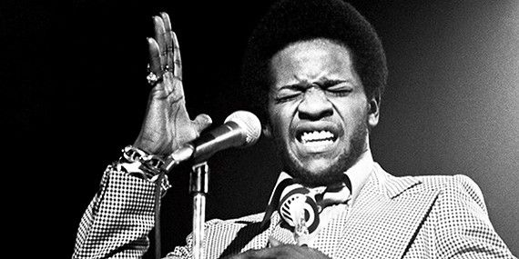 Happy birthday to one of my favorites, the amazing Al Green. Long may you sing!