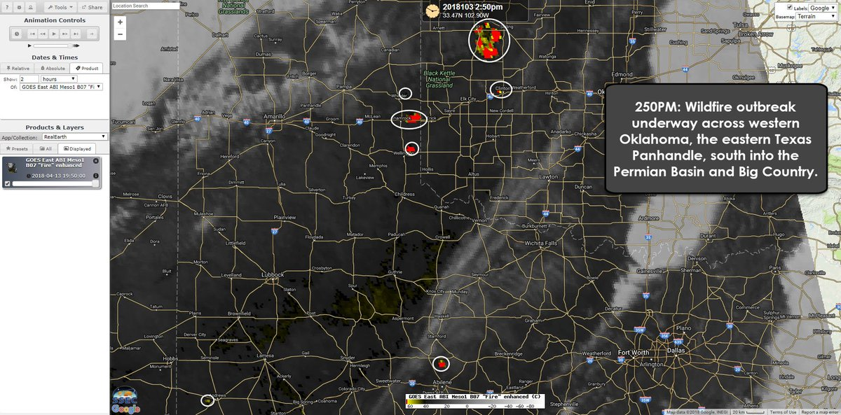 Texas Storm Chasers on Twitter: \