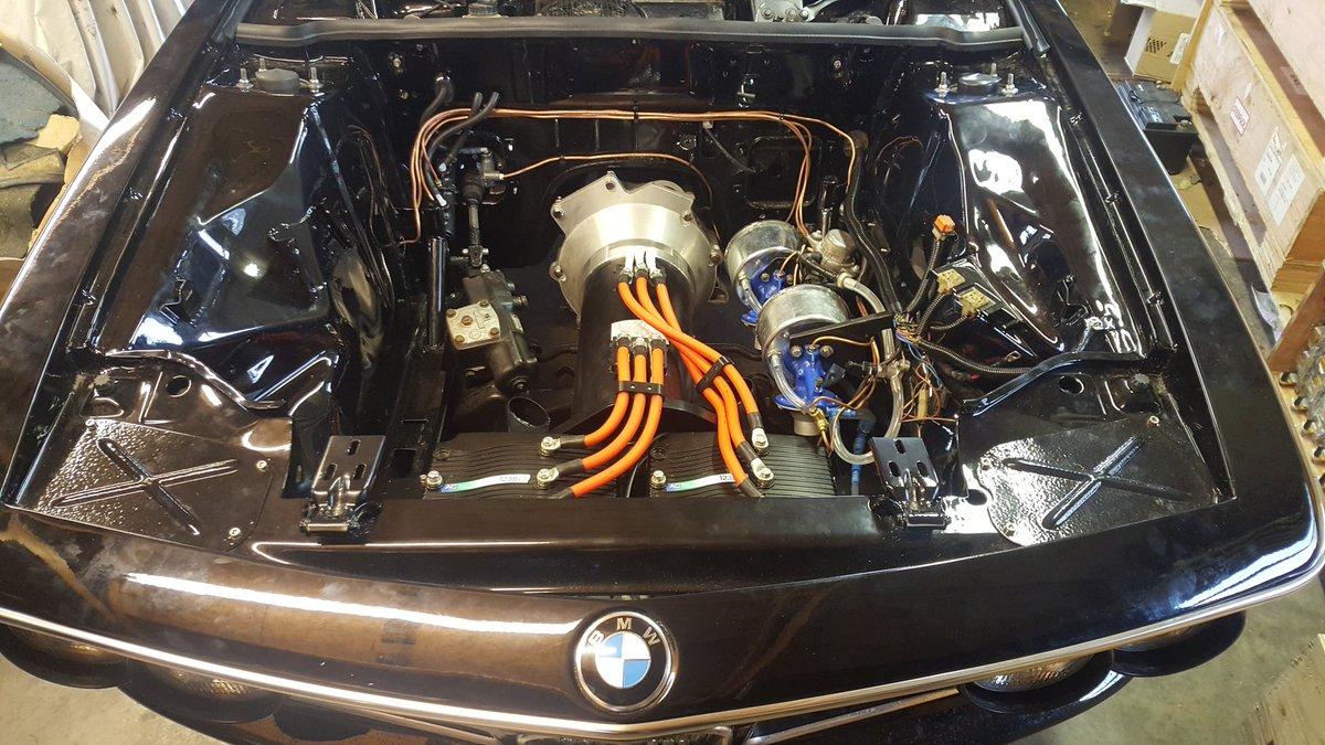 Bmw X5 Engine Bay