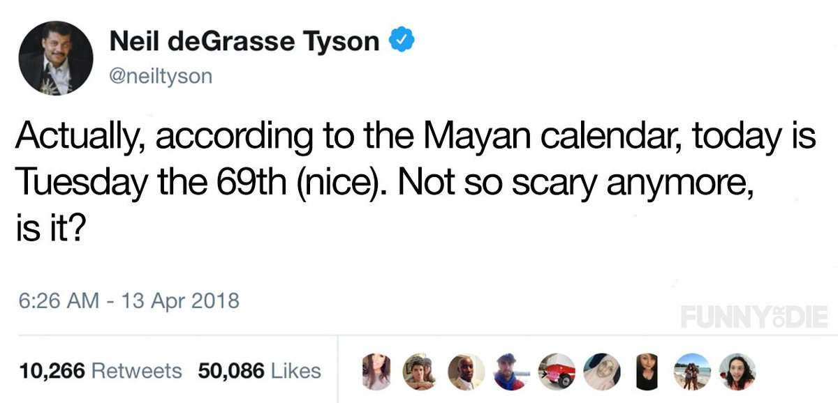 Funny Or Die top tweets
