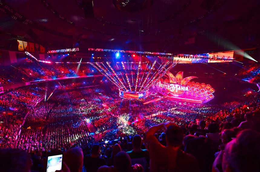 Thank you to New Orleans and the WWE Universe around the world who experienced @WrestleMania.