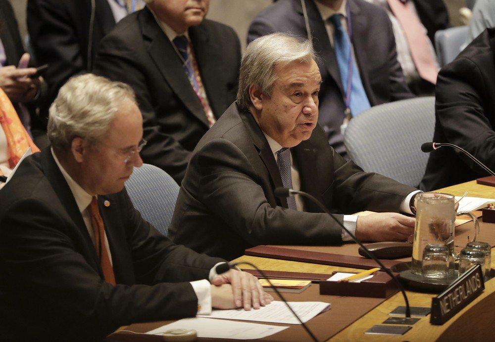 'A Guerra Fria voltou', diz secretário-geral da ONU em reunião sobre a Síria https://t.co/LmVrf6qhRf #G1