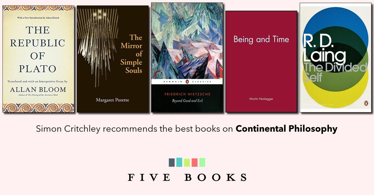 Five Books on Twitter: