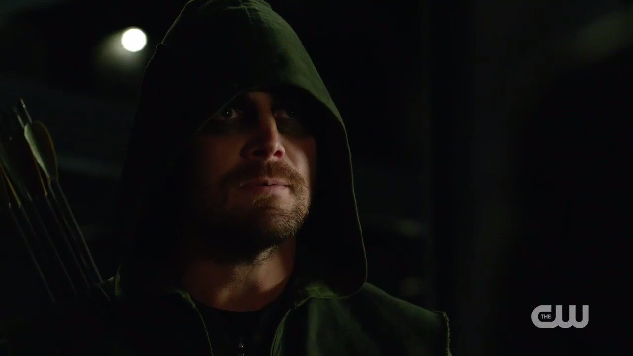 He's his own worst enemy. Stream #Arrow now: https://t.co/qJdXdtQrHo https://t.co/oMIqqCxEIK