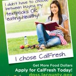 The struggle is real when it comes to paying for school. Save some money on groceries and see if you qualify for Calfresh! https://t.co/uv2PNx4FaP #ChooseCalFresh #NationalMakeLunchCountDay #FinLit