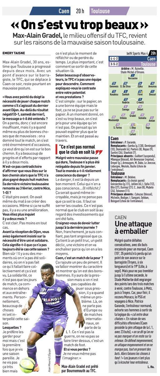 [33e journée de L1] SM Caen 0-0 Toulouse FC DasktHHX4AYhiNv