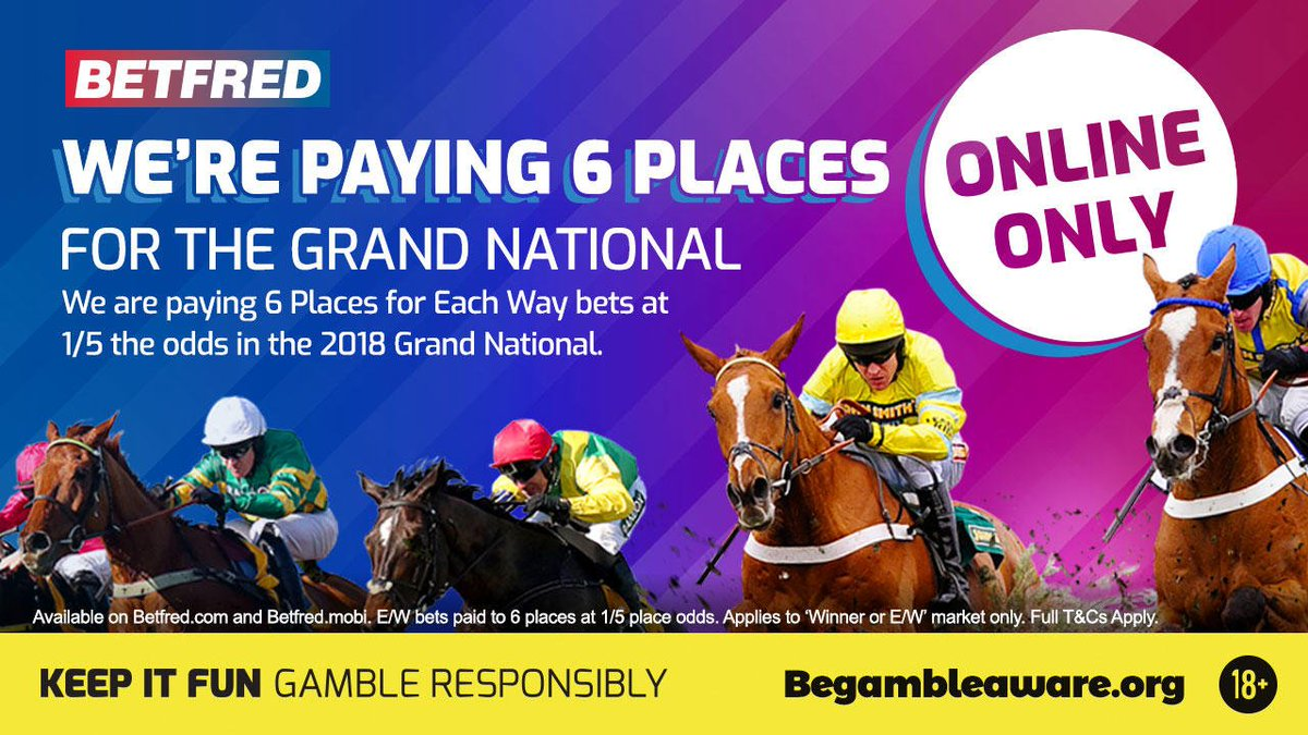 Betfred each way bet on grand national bitcoins to dollars history of computer