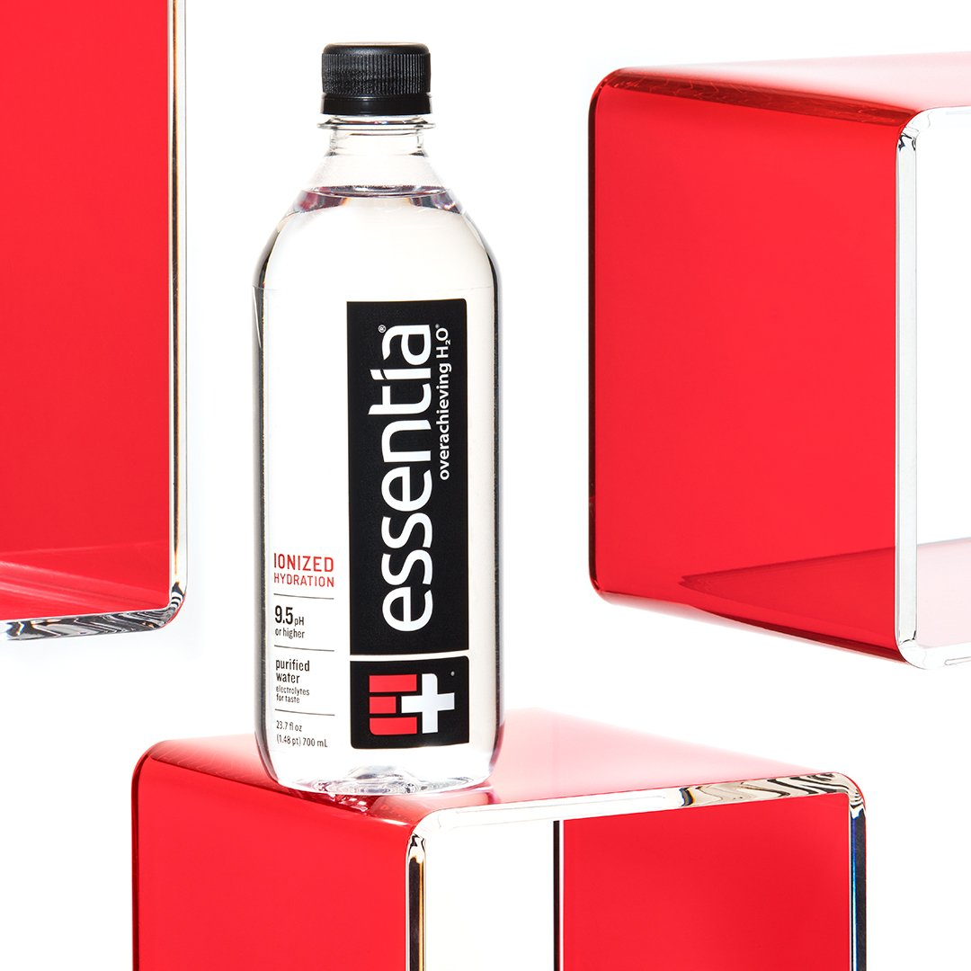 Essentia Water on Twitter: