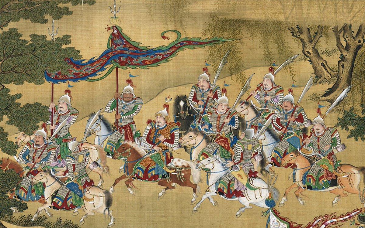 Картинки династии мин
