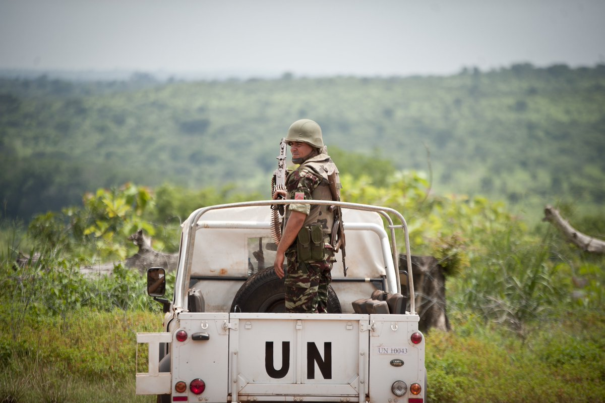 New Unrest in the Central African Republic Keeps the U.N. on the Defensive https://t.co/XUw1p4PV5C