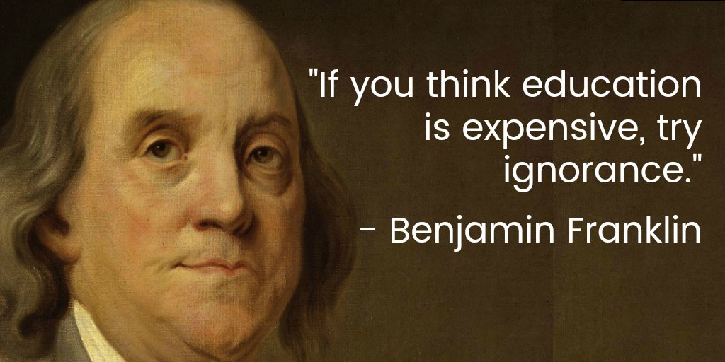 is education more expensive or ignorance Quotes with: education, expensive, ignorance, think, try derek bok said: if you think education is expensive, try ignorance and:  there is far too much law for those who can afford it and far too little for those who cannot.