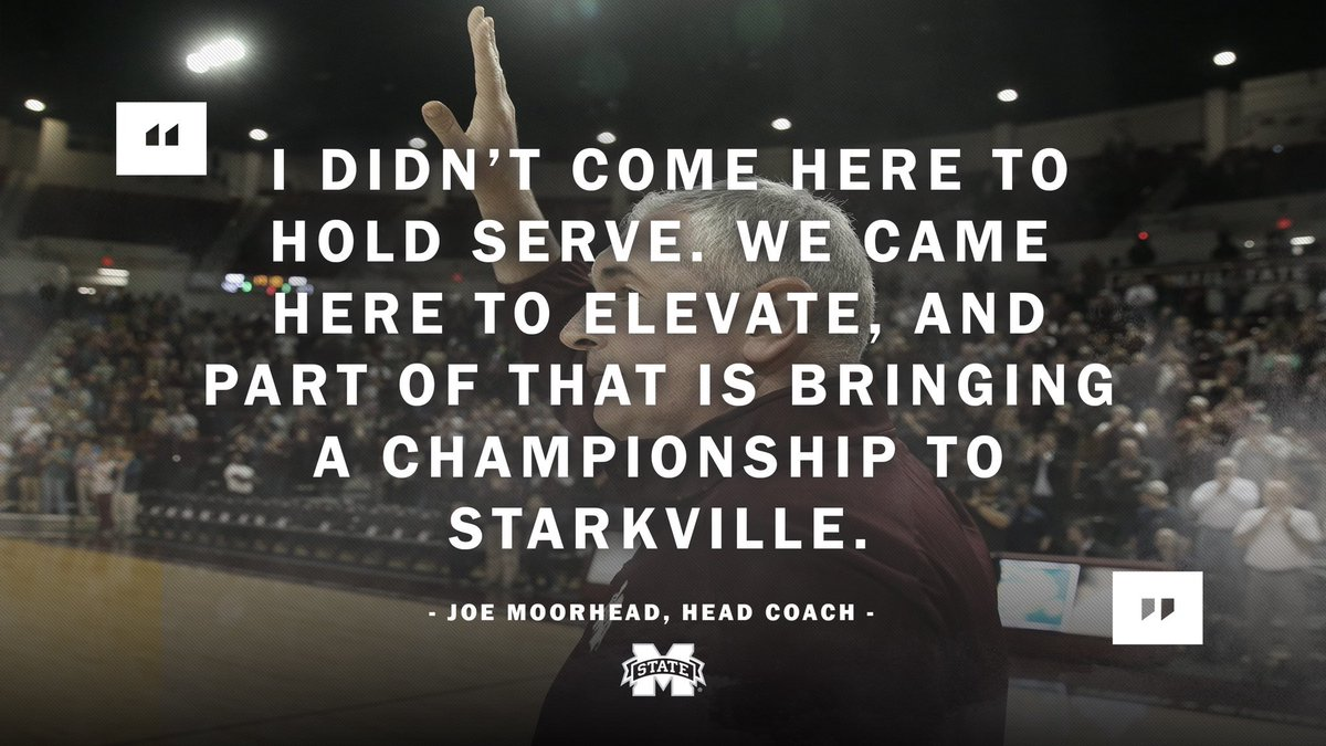 It's a mindset. #HailState🐶 #ChampionshipStandard