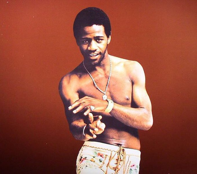 Happy 72nd Birthday to legendary soul singer and songwriter, Al Green
