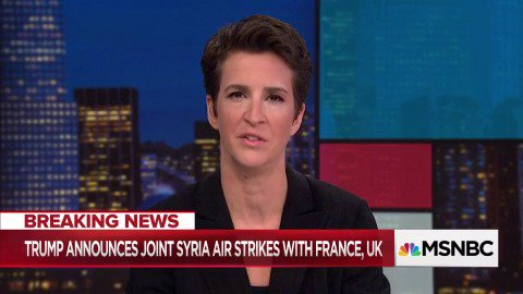 Maddow: Trump's personal turmoil taints U.S. military options and national security https://t.co/1t0OSlAMt5