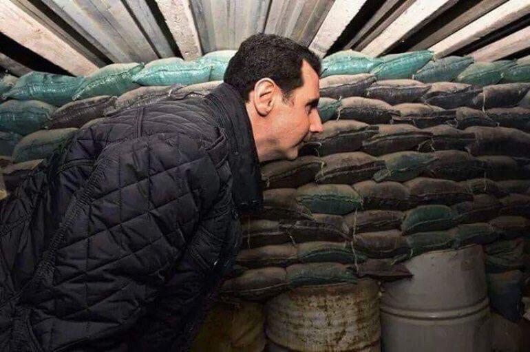 США, Франция и Британия бомбят Дамаск - фото 4
