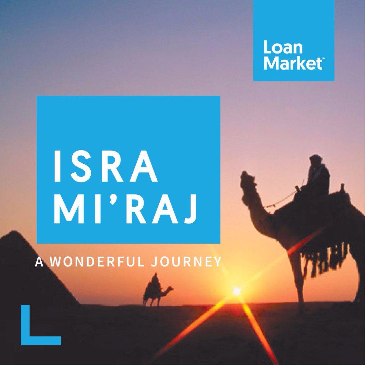 Selamat merayakan Isra Mi'raj 1439 H. A wonderful journey, . . . #loanmarket #loan #loanadviser #loanmarketindonesia #kredit #KPR #isramiraj #quotes #blue #instagram #goodday #wonderful #journey #selamat #happypic.twitter.com/LF7BFn7qNC