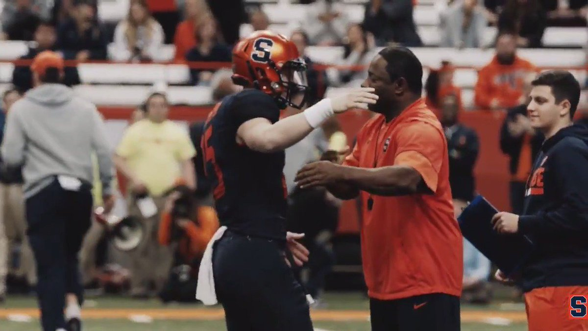 Syracuse QB Rex Culpepper Declared Cancer Free