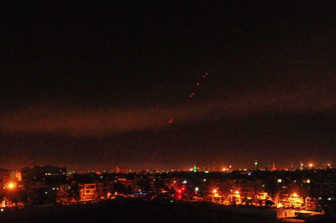 Трумп отдал приказ бомбить Сирию