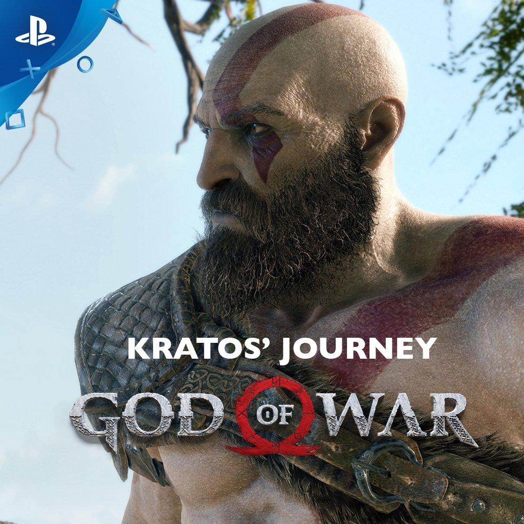Where has Kratos been since God of War III? https://t.co/6WGSKH0BS1 https://t.co/trau8l69zt