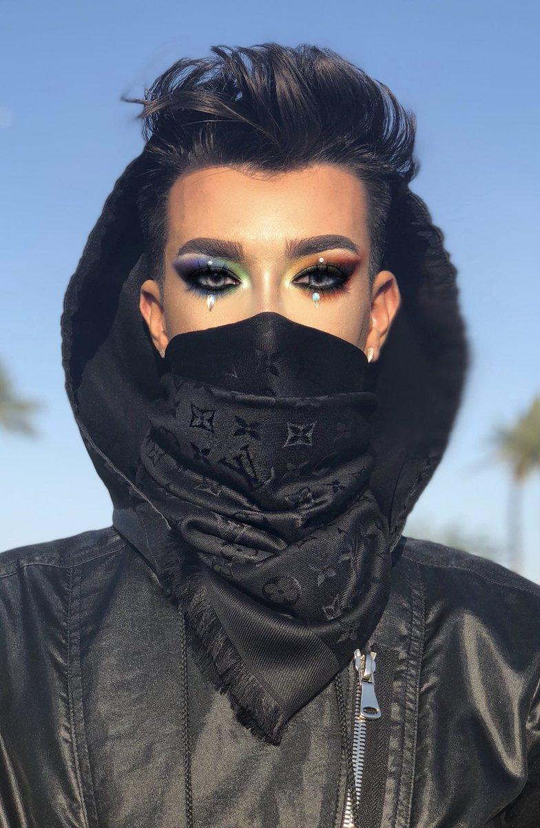 James Charles On Twitter Coachella Ninja