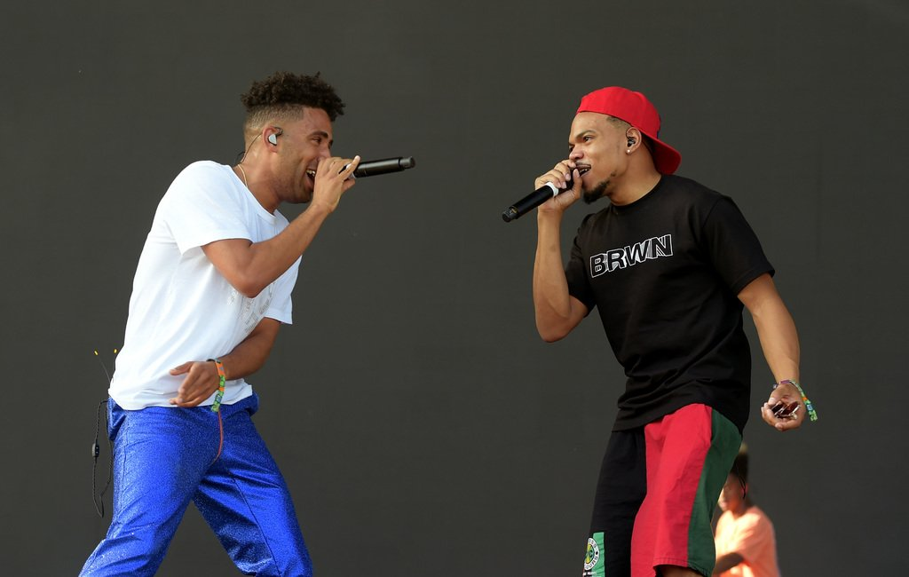 iSpy @SuperDuperKyle & @ChanceTheRapper