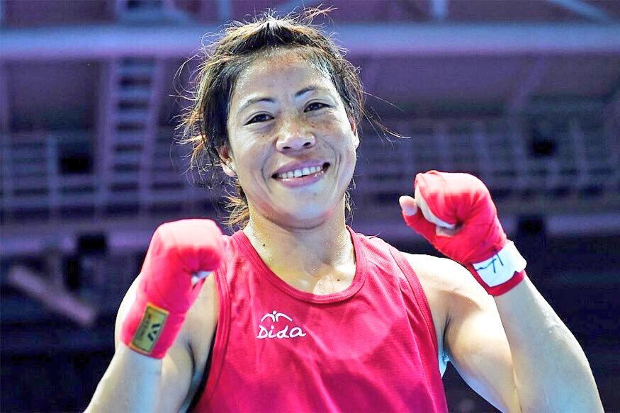 Mary Kom Wins Gold Medal in Commonwealth Games 2018