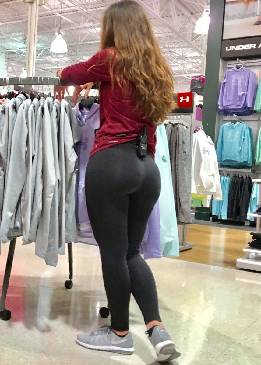 Sexy Teen Yoga Pants Twerk