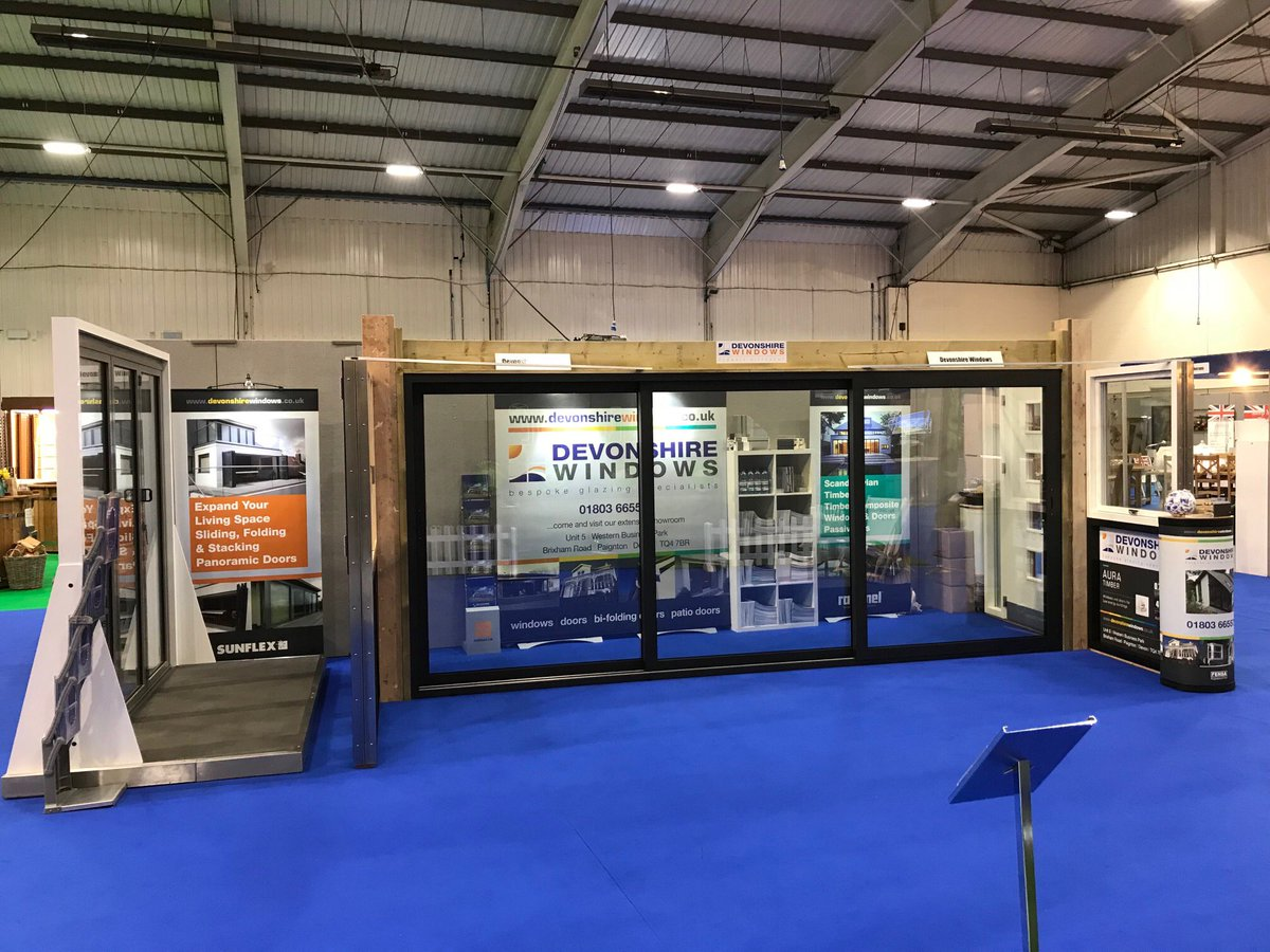 Come our visit our outstanding show stand today at the @SWHomeShow Westpoint Exeter! Delivering 30 years of experience @DevonshireWindo has an extensive ... & Devonshire Windows (@DevonshireWindo)   Twitter