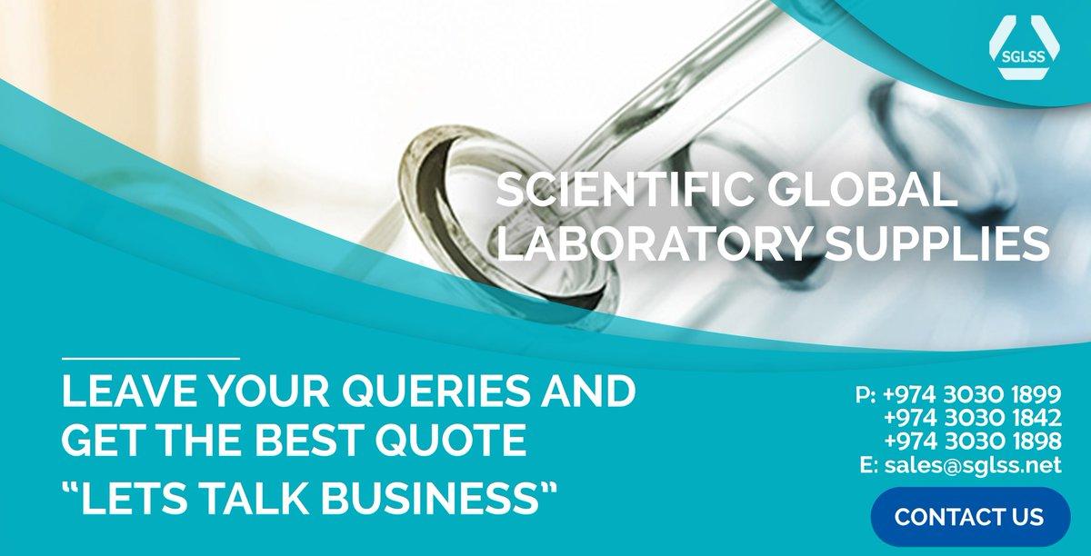 Scientific Global Lab Supplies (@sglssqatar) | Twitter