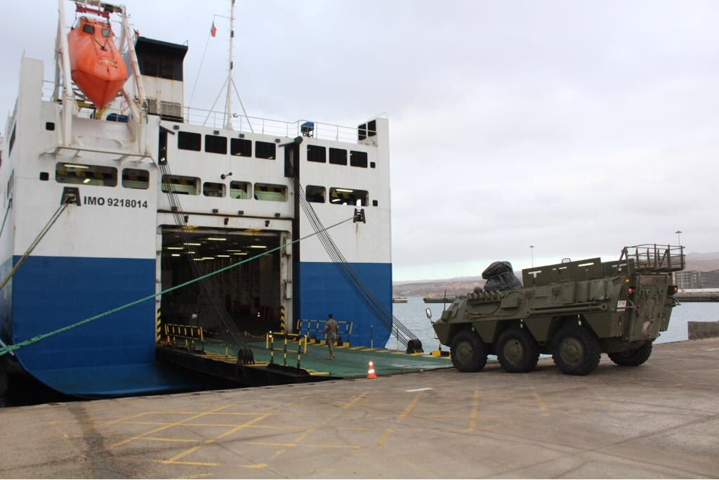 Exercise African Lion 2018 Dau7FH-X0AABSQe