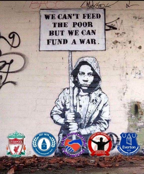 Fans Supporting Foodbanks On Twitter We Believe In A Fair