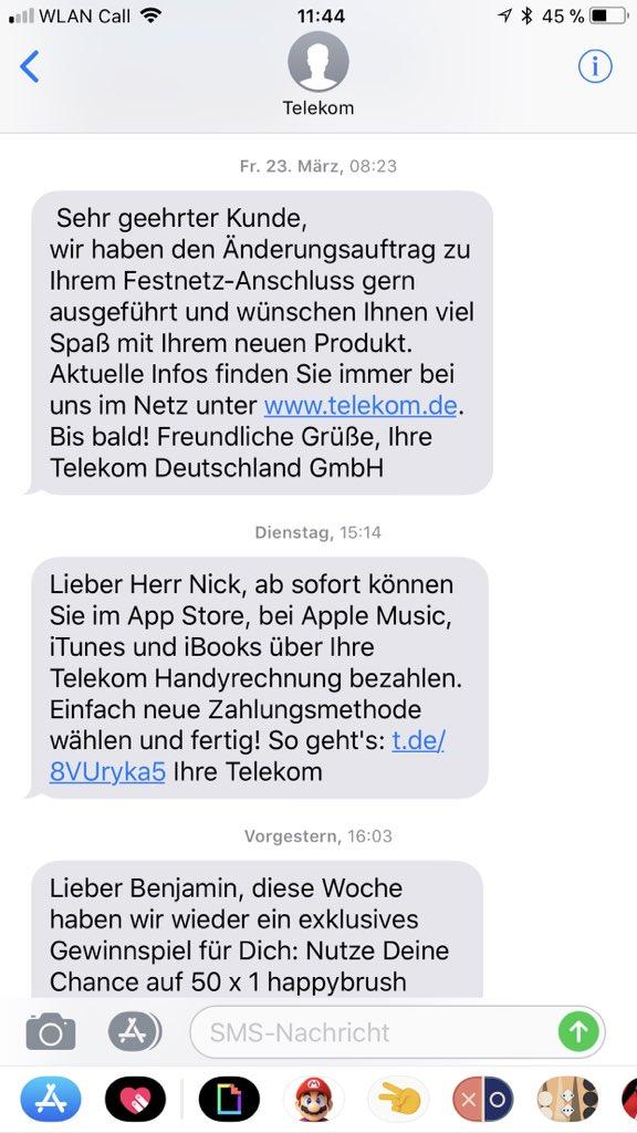 Telekom hilft on Twitter: \