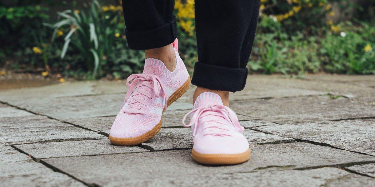 ... coupon for adidas samba primeknit w wonder pink footwear white gum4  shop here t.co f1f186e53