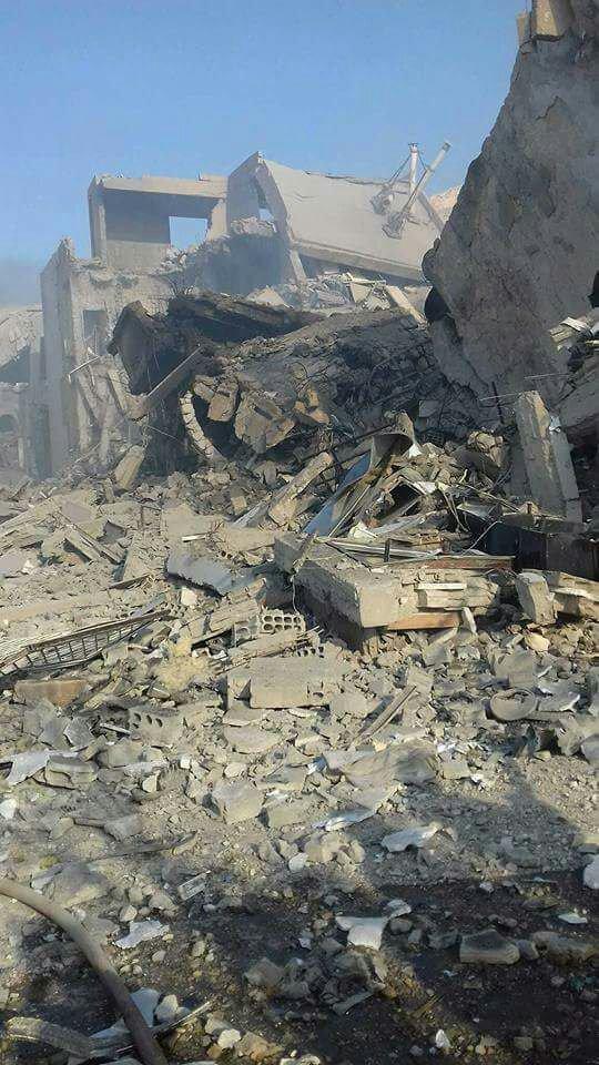 Результат действий сирийской ПВО - 71 из 103 сбито. Ещё 17 где-то потерялись