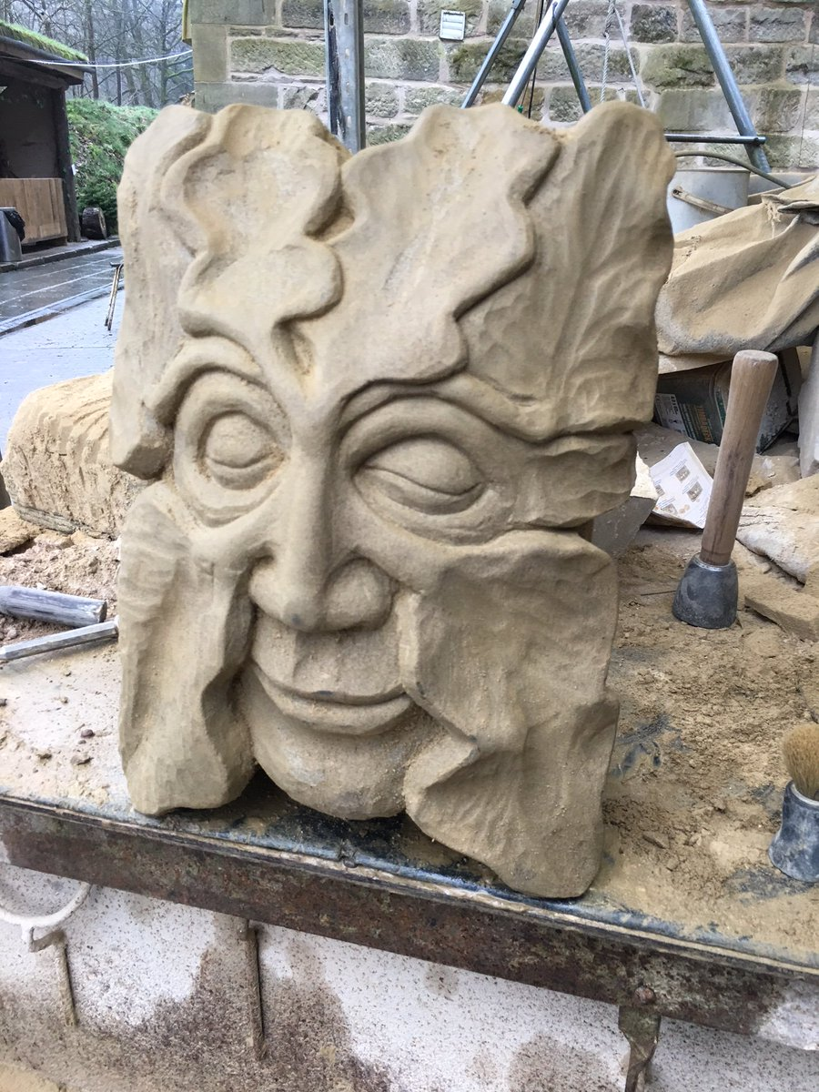 Green man wood carving patterns wooden thing