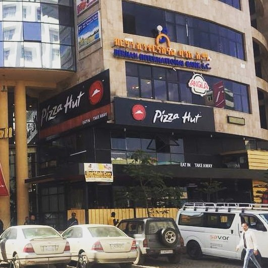 Pizza Hut Ethiopia On Twitter Due To The Overwhelming